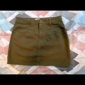 Forever 21 Los Angeles Mini Skirt Size Small